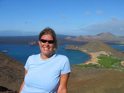 Bartolome, Galapagos Eilanden.