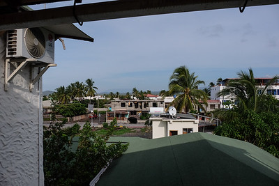 View from the San Vicente Hotel.