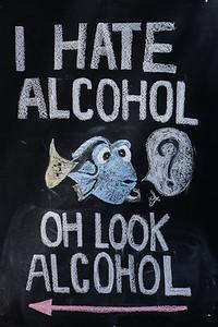 Alcohol, need alcohol?