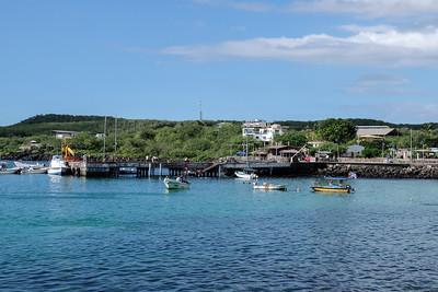 Shipwreck Bay (Bay of San Cristobal).