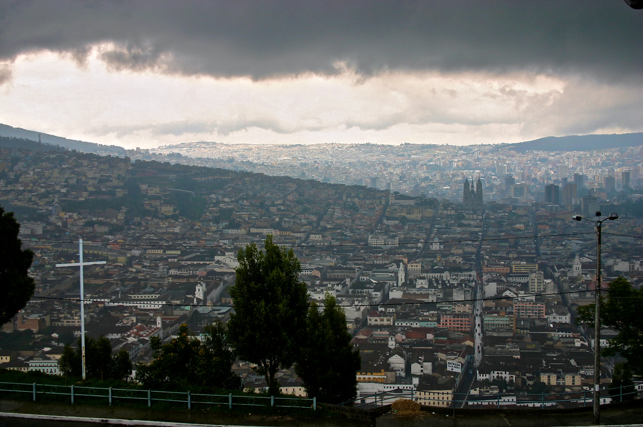 EQUADOR,QUITO