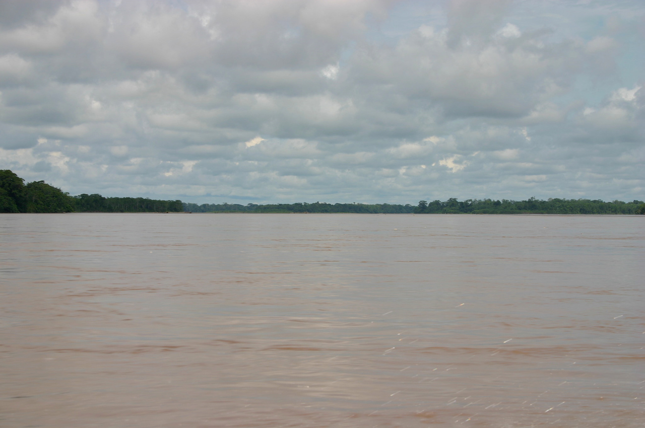 EQUADOR NAPO RIVER