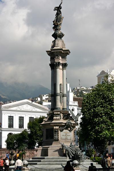 EQUADOR (8) QUITO
