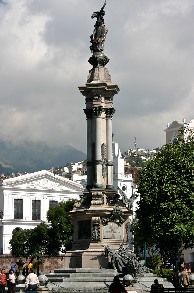 EQUADOR (8) QUITO