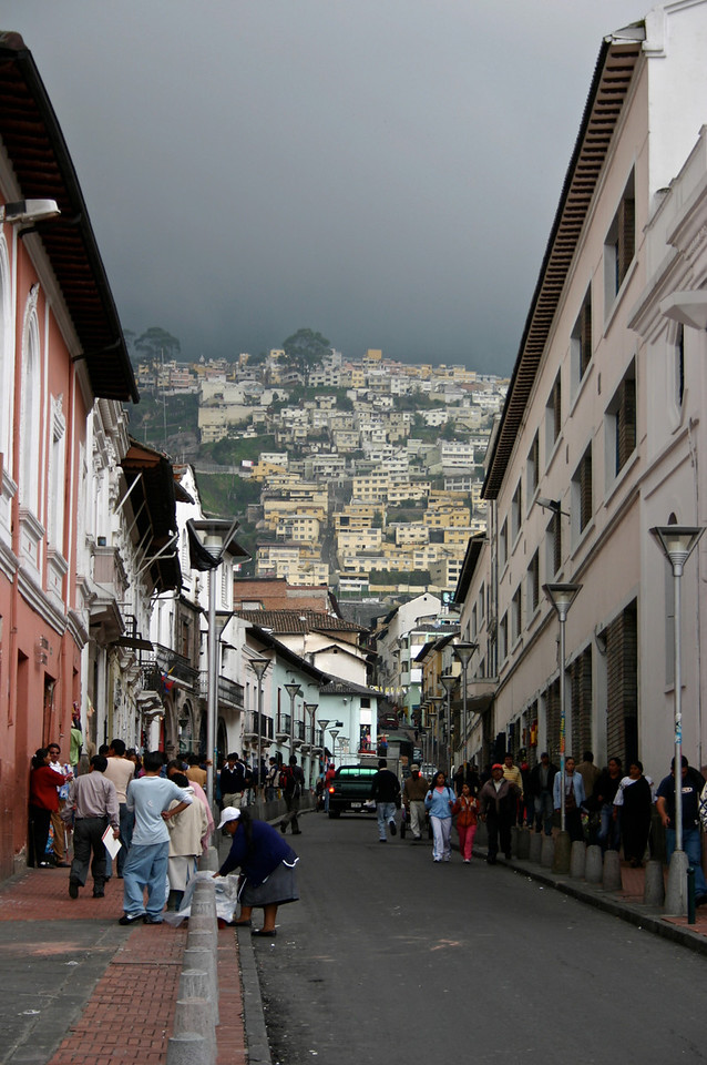 EQUADOR - QUITO