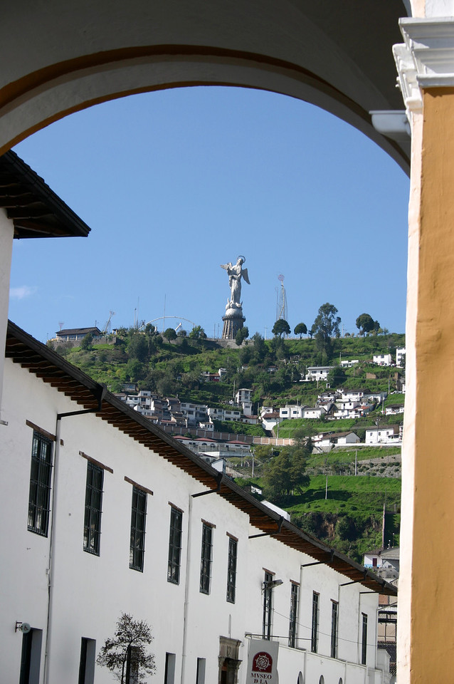 EQUADOR, QUITO