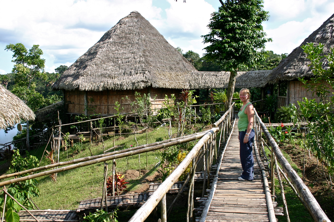 EQUADOR, SELVA LODGE