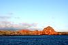 Beautiful islands rising off the ocean