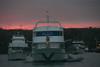 Porta Ayora at sunset