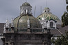 Beautiful tiled domes