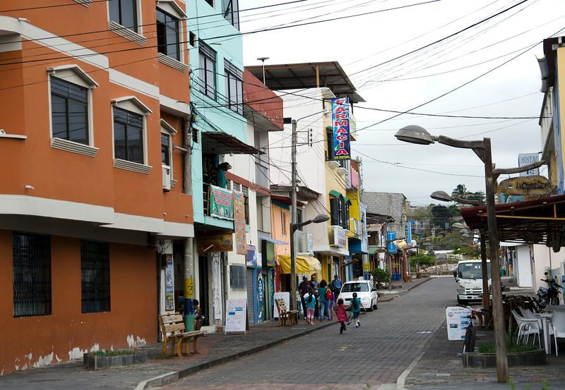 Puerto Baquerizo Moreno, San Cristobal, The Galapagos