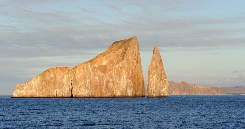 Kicker Rock, amazing sight