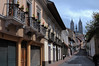 We had a day between the Galapagos and the Sacred Vally extension to explore the old town section of Quito, Ecuador.