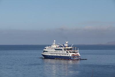 Our Ship - the Santa Cruz II - 90 guest capacity