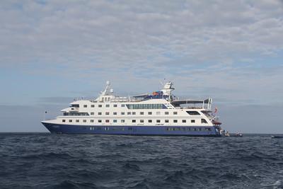 our ship - Santa Cruz II