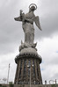 Every South American city must have one; the statue on the hill.