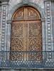 An abby door
