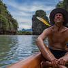 G's Birthday on the John Gray Sea Canoe