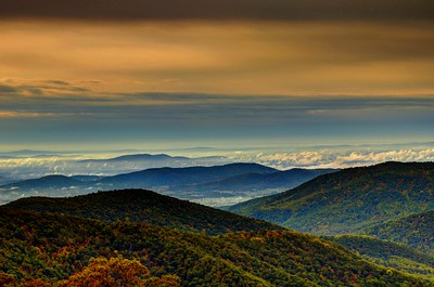 Shenandoah Mountains, Virginia