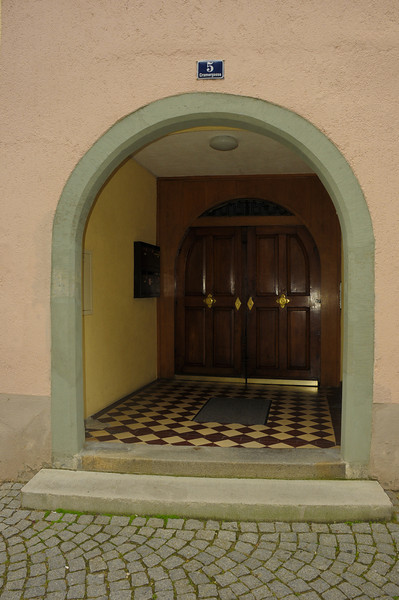 This door preserved in Lindau is 800 years old.
