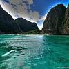maya bay @ phi phi island