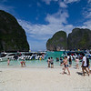 ppl mountain ppl sea at maya bay