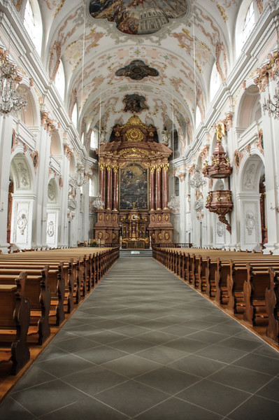 Typical Church.  There is a strong population of both Catholic and  Protestant.