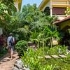 Pavillon d'Orient Hotel - Siem Reap, Cambodia