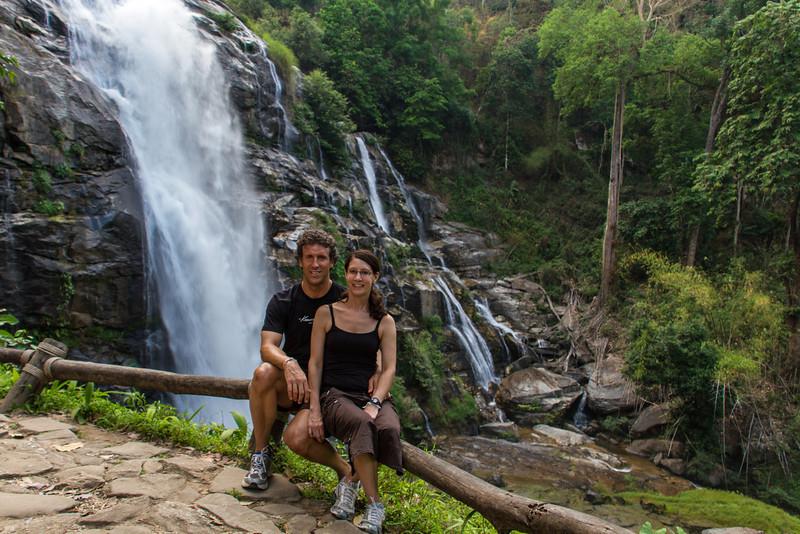 Wachirathan Waterfall - Thailand