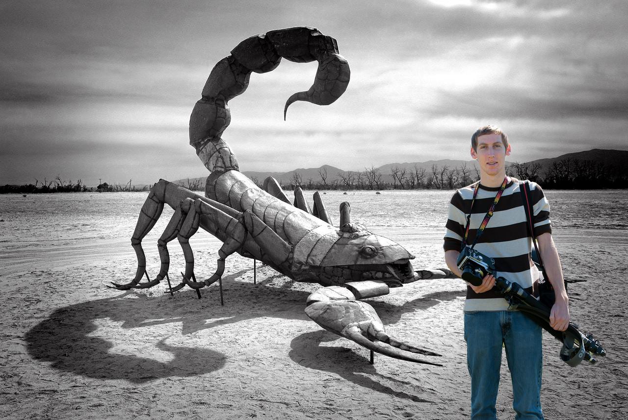 Chris _ scorpion