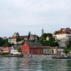 Returning to Meersburg on Bodensee (Lake Constance) from Mainau Island.<br /> <br /> picture taken July 13, 2009