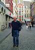 Helmut in Maastricht.