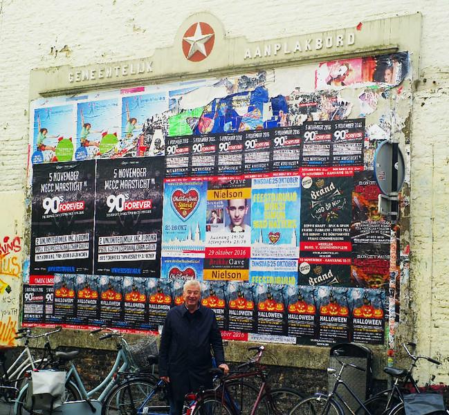 Maastricht Billboard.