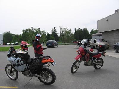 Gaspésie end of june 2008