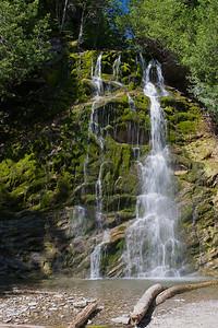 La Chute, Parc national du Canada Forillon, Gaspesie, Quebec, Canada