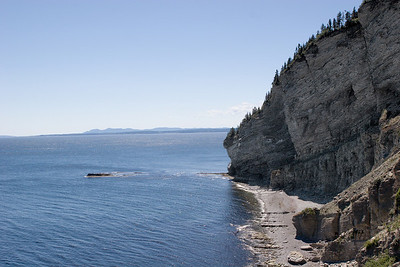 Lands End, Cap-Gaspe