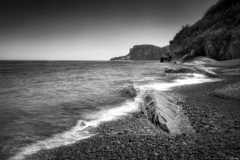 Bonami beach.