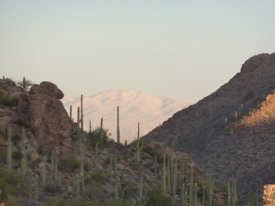 Gates Pass Tucson