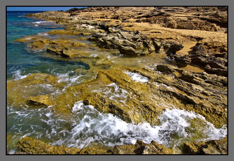 Fairy-tale-like seaside - I<br />  - by Agios Ioannis beach