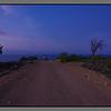 Heading home at dusk