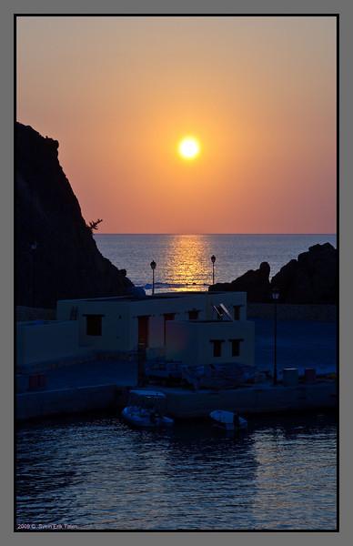 ...sun rising higher...