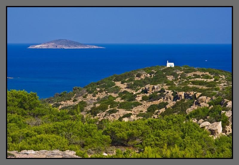 Agios Ioannis - chapel of st. John the baptist