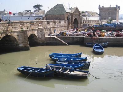 Essaouira, Safi, Casablanca