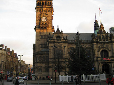 Out and About in Sheffield