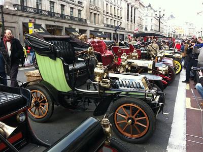 Regent St. Car Show