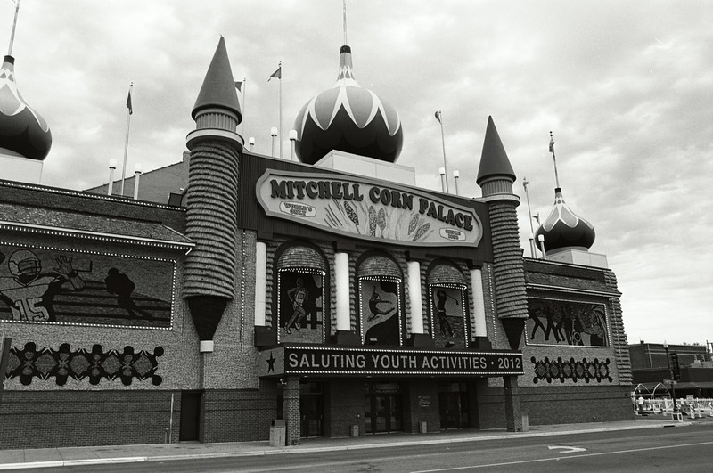 Corn Palace, Mitchell SD