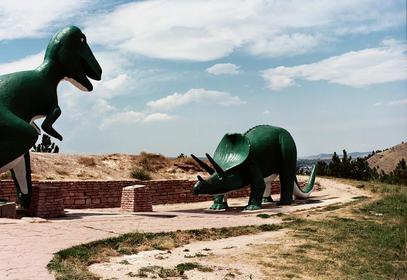Dinosaur Park, Rapid City SD