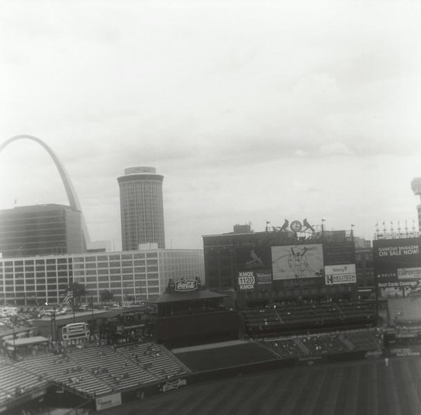Busch Stadium, St Louis MO
