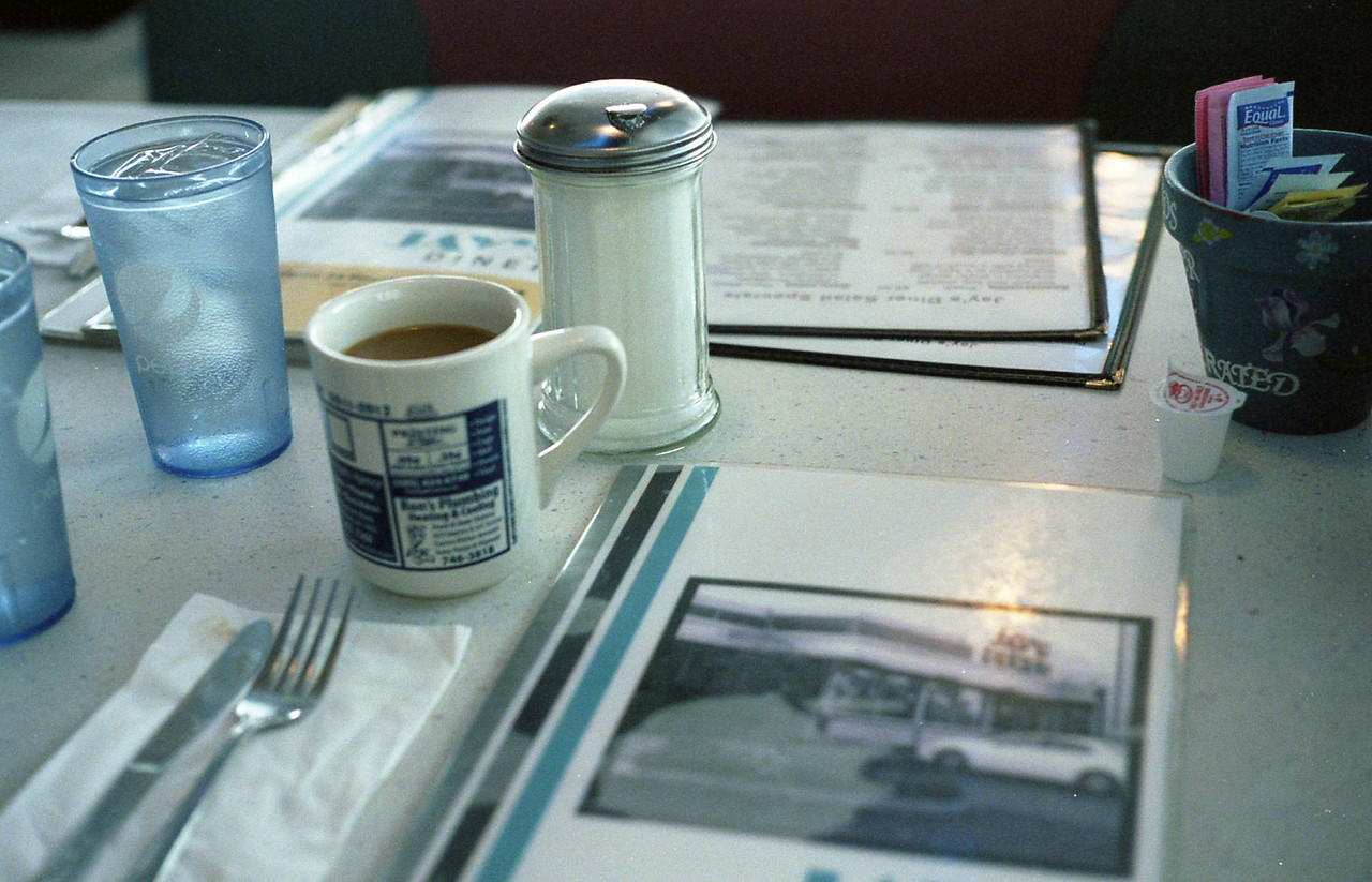 Post-Planning, Jay's Diner