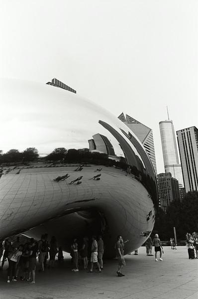 The Bean, Chicago IL
